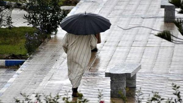 De fortes pluies prévues