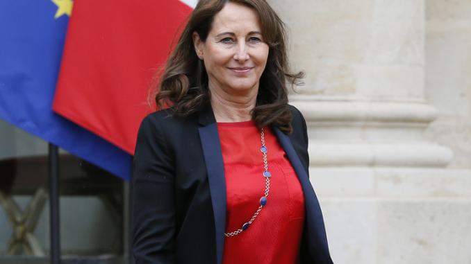 Ségolène Royal lance une ONG pour l'environnement