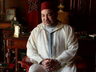 SM le Roi Mohammed VI