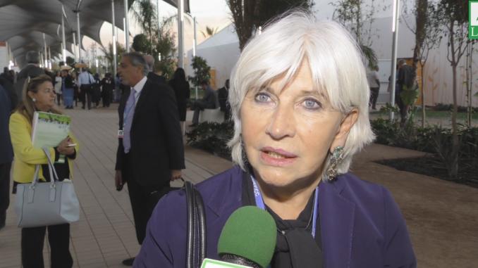 Laurence Tubiana, ex-négociatrice française pour le climat