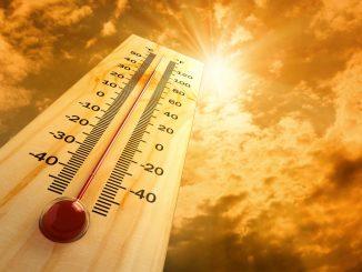 Temps chaud au Maroc