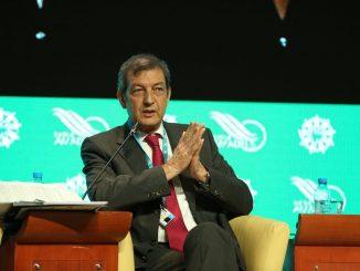 Dr. Abdeladim LHAFI, le Haut Commissaire aux et Forets et à la lutte contre la désertification et président de l'OSS