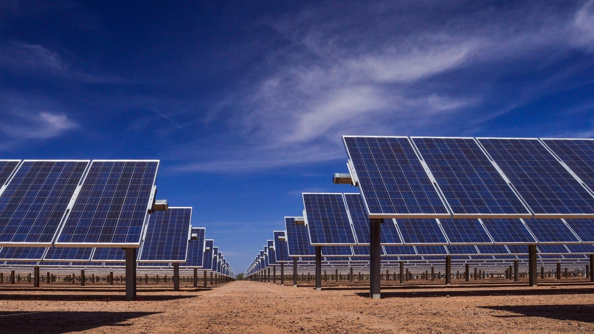 Foyer Wallpaper Kenya : L ouganda se dote de sa première centrale solaire le vert
