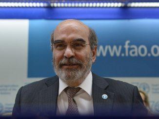 M. José Graziano da Silva, Directeur général de la FAO.