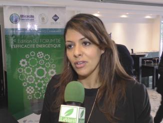 Mme Ghizlaine NOURLIL, Senior Project Manager Finance Durable au sein de la BMCE BANK