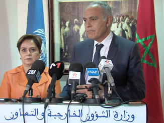 Le président de la COP22, Salaheddine Mezouar, présidera une réunion du bureau COP22/CMP12/CMA1