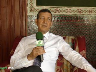 Le Haut Commissaire aux Eaux et Forêts et à la Lutte Contre la Désertification, Dr. Abdeladim LHAFI,
