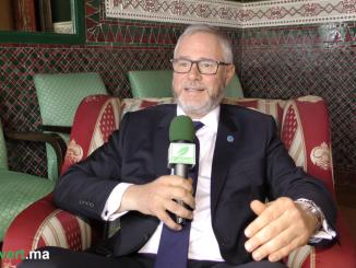 Michael George Hage, le Représentant de Organisation des Nations Unies pour l'alimentation et l'agriculture FAO au Maroc
