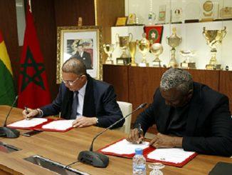 Maroc Guinée-Bissau