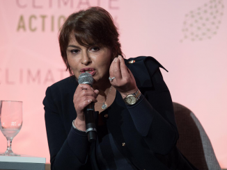 Mme Hakima EL HAITE, championne de Haut niveau pour le climat