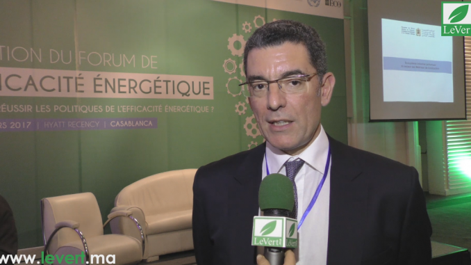 M Amine HOMMAN LUDIYE CEO ENGIE NORTH AFRICA.