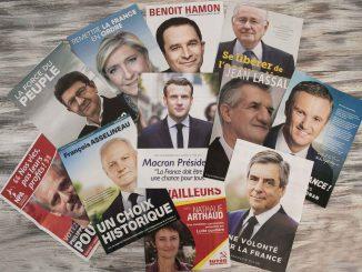 Les 11 candidats à l'élection présidentielle 2017 en France