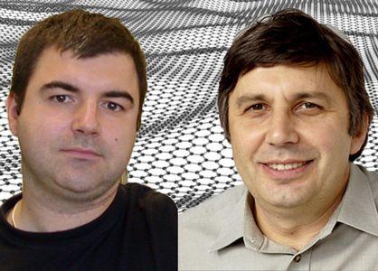 Konstantin Novoselov et Andre Geim - Prix nobel 2010 pour l'isolation du Graphene
