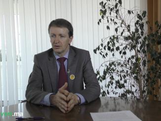 Jean-Pascal DARRIET directeur général de Lydec