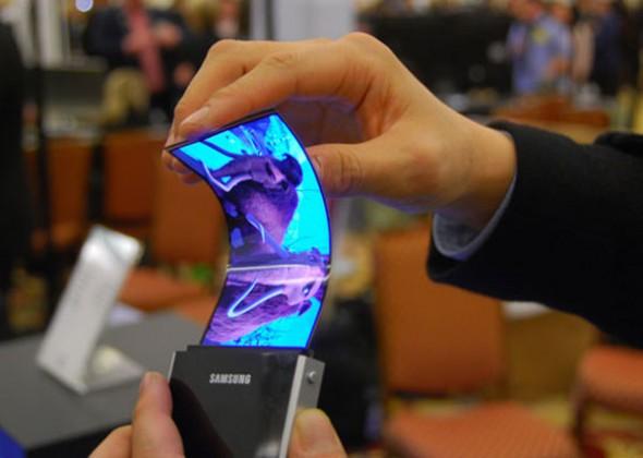 Samsung - Écran incassable en Graphene