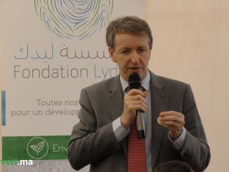 Jean-Pascal Darriet Directeur Général de la Lydec