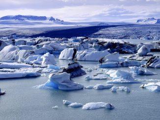 Fonte de glaciers