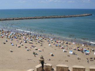 Rabat plage