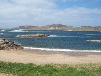 l'île Achill (Irlande)