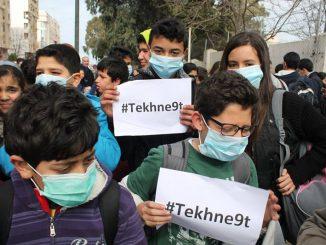 Marche pour dénoncer la poussière noire à Kénitra