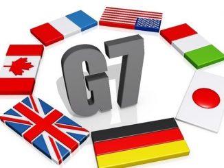 Les pays du G7