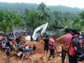 Innondations et glissements de terrain-Sri Lanka
