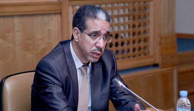 Aziz Rebbah, Le ministre de l'Énergie, des Mines et du Développement durable