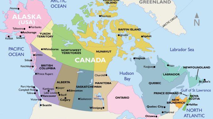 map alaska canada 28 images us map with canada and alaska alaska