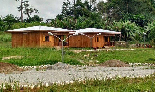 Edock City-Gabon