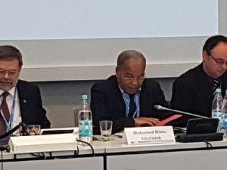 Mohamed Nbou, directeur du centre des capacités pour le climat (4C Maroc)