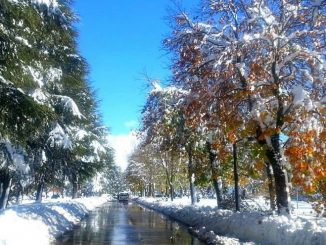 La ville d'Ifrane