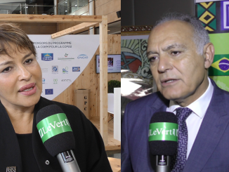 Salah Eddine Mezouar et Hakima El Haité