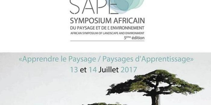 Le 5è Symposium africain du paysage et de l'environnement