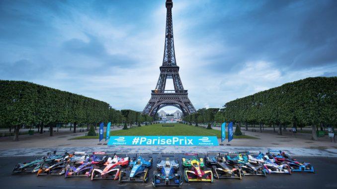 Championnat international FIA Formula E