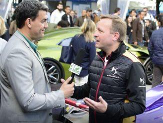 Arnaud Ribault Directeur Marketing et ventes monde de DS Automobile