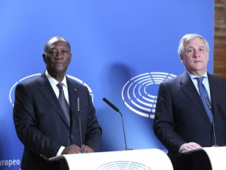 Le président ivoirien, Alassane Ouattara