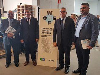 Une délégation marocaine participe à Helsinki à un forum mondial sur l'économie circulaire