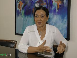 Dr. Houria Tazi Sadeq Juriste et Experte Eau et Développement Durable, présidente de la Coalition marocaine de l'eau.