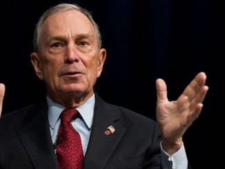Le milliardaire américain Michael Bloomberg