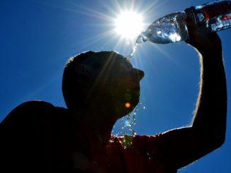 une Vague de chaleur au Maroc