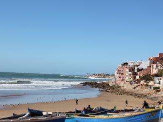 le littoral marocain