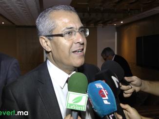 محمد بنعبد القادر الوزير المنتدب لدى رئيس الحكومة المكلف بإصلاح الإدارة والوظيفة العمومية