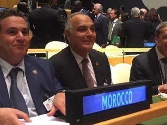 Participation du Maroc à la Conférence de l'Onu sur les océans