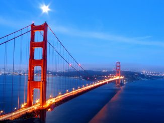 Californie-Golden Gate Bridge