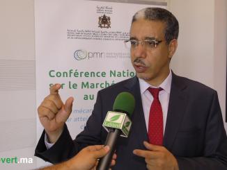 عزيز الرباح،وزير الطاقة والمعادن والتنمية المستدامة