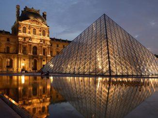 Trois tableaux de maître du Louvre ont été abîmés par les intempéries