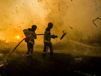 Incendies en Corse et dans le Sud-Est de la France
