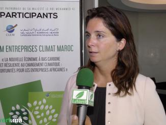 Marie Alexandra Veilleux- Laborie, chef du bureau de la Banque Européenne pour la reconstruction et le Développement au Maroc (La BERD)