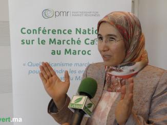قالت نزهة الوافي،كاتبة الدولة المكلفة بالتنمية المستدامة