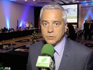 Said Mouline, Directeur général de l'Amee